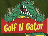 Golf N Gator Mini Golf is your place in Cape Canaveral for a fun game of mini-golf. But, you can also search for treasure at their Mining Company.