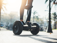 Space Coast Segway Tours is a fun and environmentally friendly way to get around town. See Cape Canaveral on an easy to use Segway.